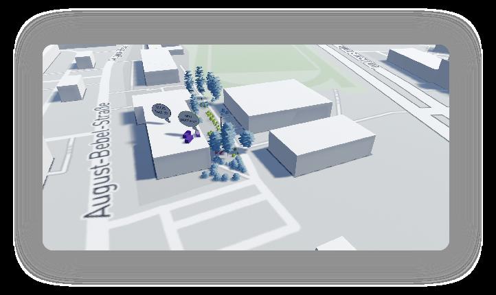 3D Modell des SLUB TextLabs